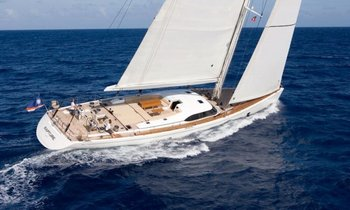 S/Y RAPTURE Offers Caribbean Winter Special