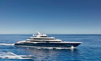 First Look Inside Feadship Charter Yacht SYMPHONY