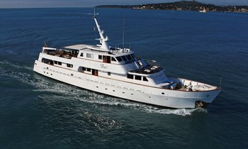 'OSPREY' Offers Discounted Charter Rates