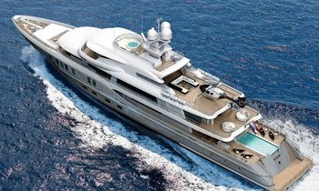 M/Y 'Plvs Vltra' Expected To Attend Monaco Yacht Show