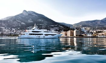 Charter M/Y 'Princess AVK' for Less at Events This May
