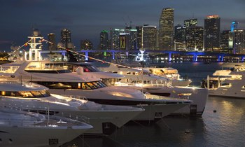 Preview of the Miami Yacht Show 2018