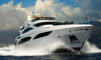 Superyacht DIANE Available for Ibiza Charters
