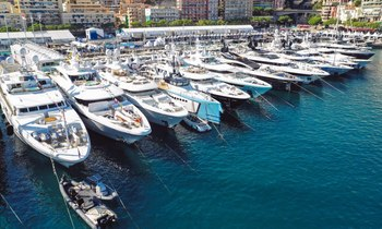 Video: Day 1 at the Monaco Yacht Show 2018