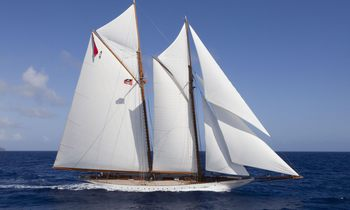 S/Y ELENA Open for Summer 2016 Charters