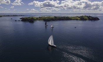 Sailing Yachts Prepare for Millennium Cup