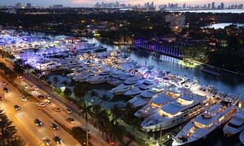 New joint ticket option unveiled for 2 Miami yacht shows