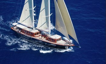 Special Greece charter deal: Save 10% on S/Y SATORI