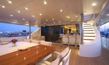 Motor Yacht TATIANA Reduces Charter Rate