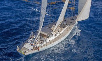S/Y JUPITER Open For Charter In New England