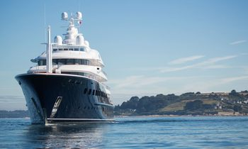 M/Y AQUILA Storms To Victory At ISS Awards