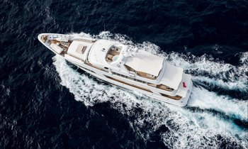 South of France charter special: last-minute availability for 43m motor yacht GO