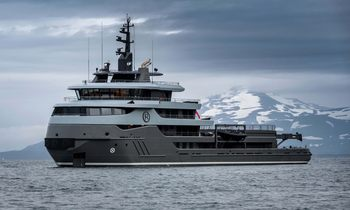 Northern Europe summer availability and discount for 68m explorer yacht RAGNAR