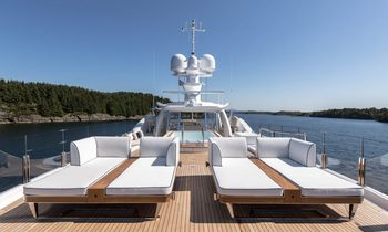5 superyachts with remaining charter availability this summer
