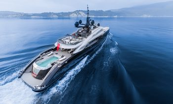 M/Y OKTO Joins Global Charter Fleet