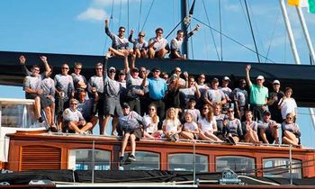 S/Y MARIE Triumphs at Superyacht Cup Palma