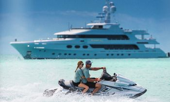 M/Y 'Remember When' Open in the Caribbean this Winter