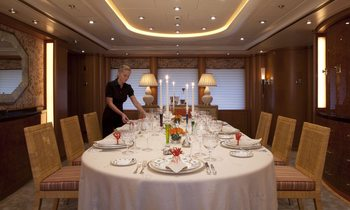 M/Y OASIS Available for Cannes Film Festival 2016