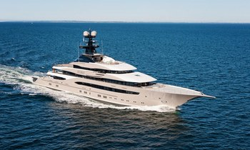 M/Y KISMET Withdraws from FLIBS Due to Charter Demand