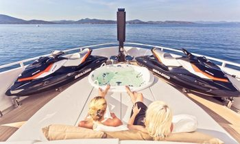 M/Y 'M Ocean' Available For Last Minute Charter Vacation