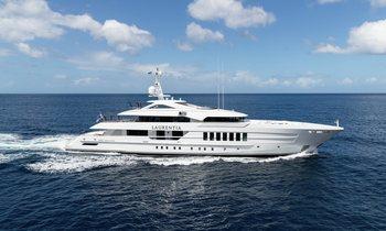 New Heesen M/Y LAURENTIA joins charter market