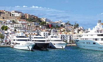 New Superyacht Marina 'Sovren Ibiza' Now Open