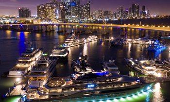 Best show photos live: Miami Yacht Show 2018