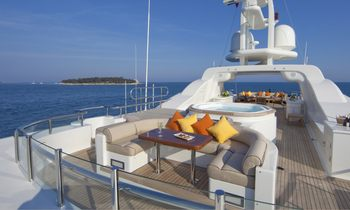 Amels M/Y 'Deja Too' Opens for Caribbean Charters