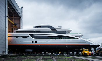 First glimpse: Abeking & Rasmussen's 68m charter yacht SOARING