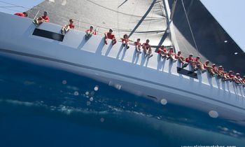 Charter yachts get ready for Palma Superyacht Cup 2018