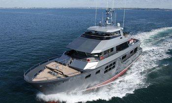 Superyacht VvS1 Offering New Zealand Charters