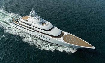 Lurssen M/Y MADSUMMER to make world debut at Monaco Yacht Show 2019