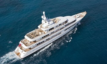 M/Y UTOPIA Available for Mediterranean Charters
