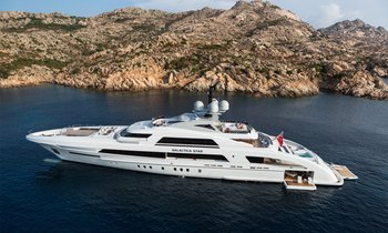 Seized superyacht 'Galactica Star' linked to Panama Papers put up for auction by US court
