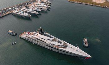 Bilgin launches largest Turkish-built superyacht: 80m TATIANA