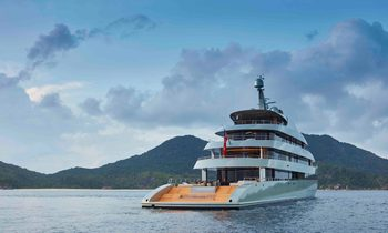 M/Y SAVANNAH To Attend Fort Lauderdale Boat Show