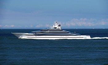 Video: Oceanco Superyacht JUBILEE Delivered