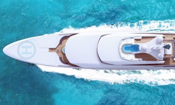 Turquoise Yachts launches brand new 77m M/Y GO