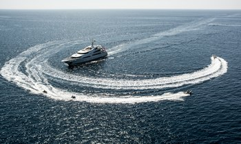 Benetti M/Y 'St David' offering no delivery fees in the Seychelles