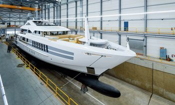 Heesen launches 55m superyacht 'Project Castor'