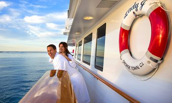 M/Y 'Lady J' Open For Charter In The Caribbean