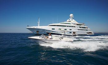 Charter Yacht 'Pegasus V' Sold