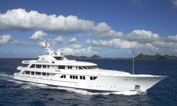 M/Y CALLISTO now available for Caribbean charter