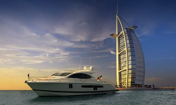 Countdown to the 21st Dubai Boat Show Nearly Over