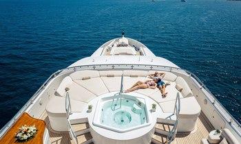 Mediterranean charter special aboard M/Y ELENI