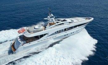 M/Y DESTINY Joins Charter Fleet in Sardinia