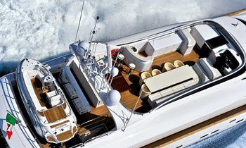 M/Y 'Paris A' Offers 10% Discount on Greece Charters