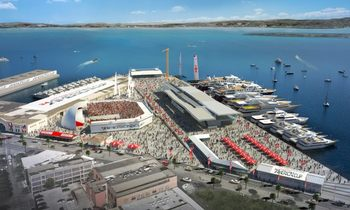 America's Cup Superyacht Regatta - 8 Yachts to Complete