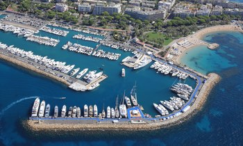 VIDEO: Day 1 at the Cannes Yachting Festival 2017