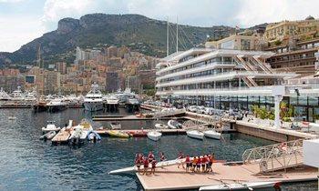 New Yacht Club de Monaco Open